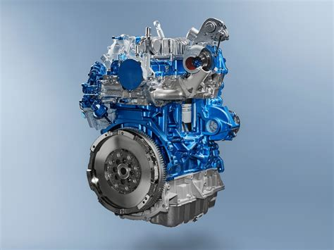 all new ford ecoblue engine is diesel changer cleaner more fuel efficient more power