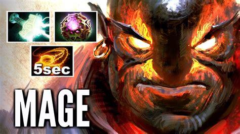 mage ember spirit mjollnir and octarine magic build epic 8k mmr 7 00 gameplay dota 2 youtube