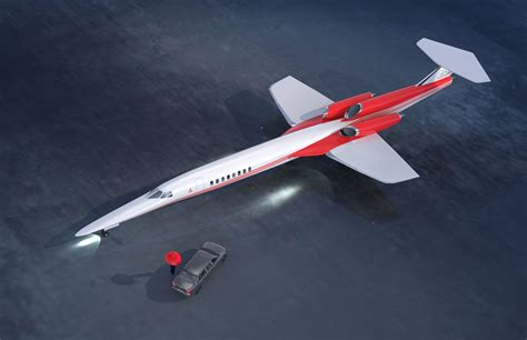 New Supersonic Age in Flight Coming, Says Aerion Chief