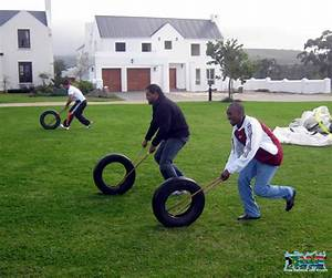 Corporate Fun Day Team Building Activity - Teambuilding Events