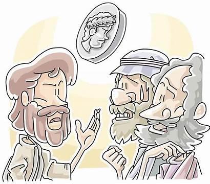 Children God Matthew Bible Caesar Sunday Lessons