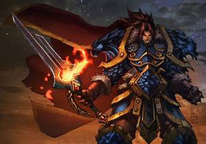 World of Warcraft Warrior Class Overview   MMODAQ