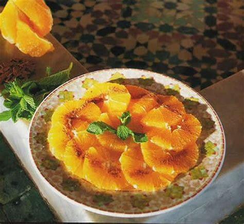 salade d oranges 224 la cannelle cuisine du monde