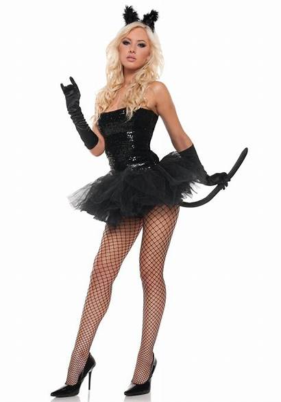 Costume Costumes Cat Kitty Halloween Sequin Adult