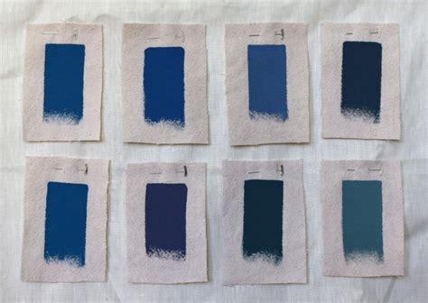 palette paints greek inspired cerulean  aegean blues