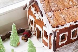 Zuckerguss Für Lebkuchenhaus : mein erstes lebkuchenhaus und tolle gewinne werbung ~ Lizthompson.info Haus und Dekorationen