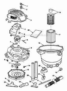 Craftsman 113177650 Parts List And Diagram