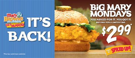 mary browns chicken printable coupon