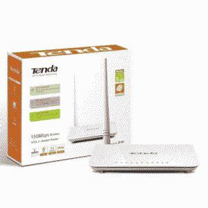 tenda adsl wifi modem router tenda te d151 wireless