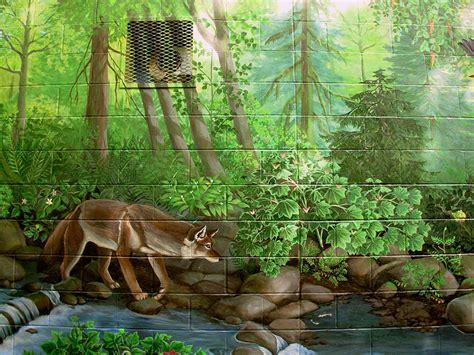 outdoor murals mural artist designer kim hunter indigo muralist vancouver bc professional custom murals wall