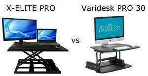 stand steady x elite pro vs varidesk pro plus 30