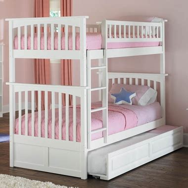 white bunk bed with trundle white bunk bed set columbia bunk bed with