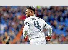 Real Madrid vs Liverpool Sergio Ramos Captain general