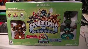 Skylanders Swap Force Xbox One Unboxing