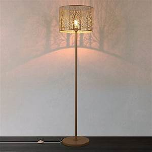 Buy john lewis devon large floor lamp taupe john lewis for Devon large floor lamp