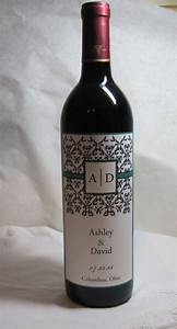 15 best wine labels images on pinterest wedding wine With customized wine bottle labels free