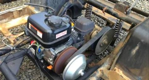 install harbor freight predator hp motor upgrade golf