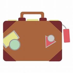 Travel bag icon - Transparent PNG & SVG vector