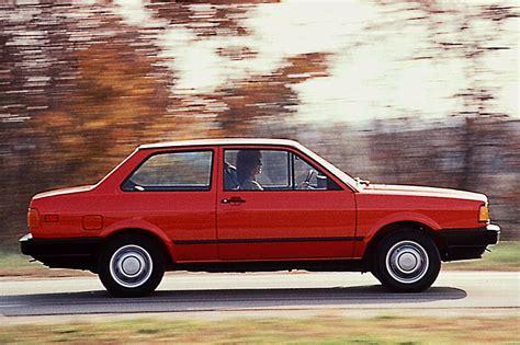 Vw Fox 1990 1990 93 Volkswagen Fox Consumer Guide Auto