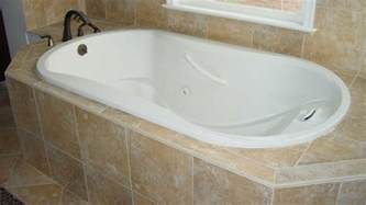 Bathing Tubs by The Common Methods Of Installation For Bathtubs