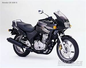 Honda Cb 500 S 1998
