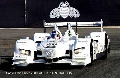 Acura Arx 02a by Acura Arx 02a De Ferran And Simon Pagenaud Mazda Raceway