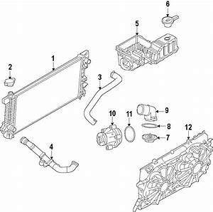 Ford F-150 Radiator  Cooling  Make  System