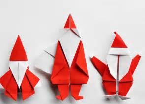 origami facile de noel origami de no 235 l 6 id 233 es avec des de pliage