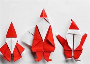 Origami Boule De Noel : origami de no l 6 id es avec des instructions de pliage ~ Farleysfitness.com Idées de Décoration