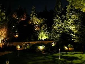 danville landscape lighting by artistic illumination With outdoor illuminations garden lighting