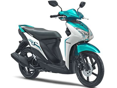 Yamaha Mio S 2019 by Stylish Yamaha Mio S Scooter Launched In Indonesia