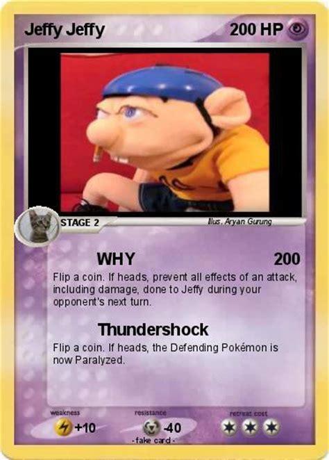 Jeffy Memes - jeffy pokemon card images pokemon images