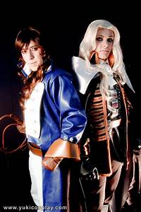 Alucard and Richter - Cosplay by Yukilefay on DeviantArt