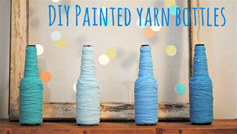 diy bottles crafts that will boost your creativity