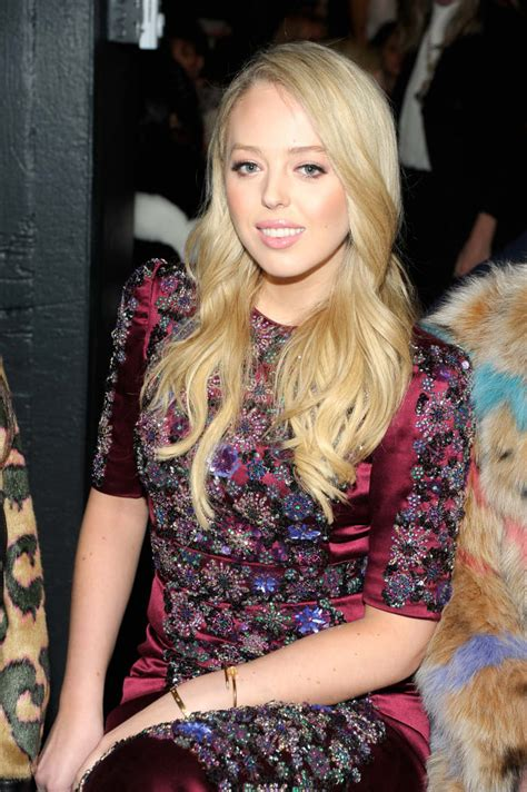 tiffany trump dennis basso biography melania attends during fw17 york swashvillage skylight clarkson sq shows week ivanka february after google