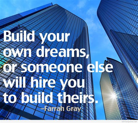 Build Your by Business Quotes With Success Quote Genius Quotes