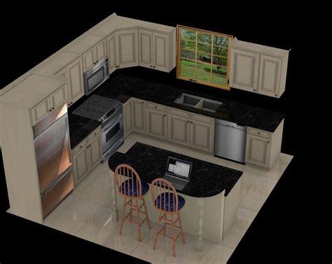 luxury  kitchen layout  island     kitchen layout  island kitchen