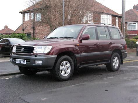 2002 Toyota Land Cruiser 2002 toyota land cruiser partsopen