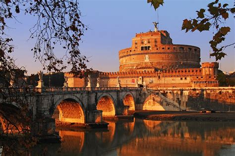 Italy Vacation Rome Castel Italy Tours Landscape View