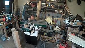 Fabriquer Un établi : fabriquer etabli d 39 atelier mural part1 youtube ~ Melissatoandfro.com Idées de Décoration