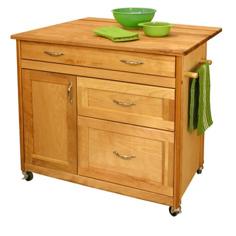 kitchen island and carts kitchen island cart with drawers drop leaf
