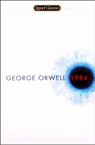 Privacy Training Blog | 50+ Covers for George Orwell's 1984