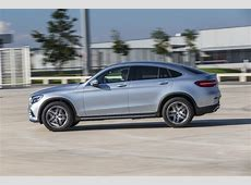 2017 MercedesBenz GLC300 4Matic Coupe first drive review