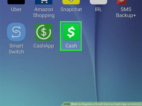 Check spelling or type a new query. How to Register a Credit Card on Cash App on Android: 6 Steps