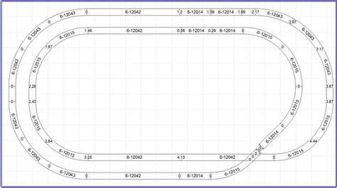 fastrack layout design sources  gauge railroading