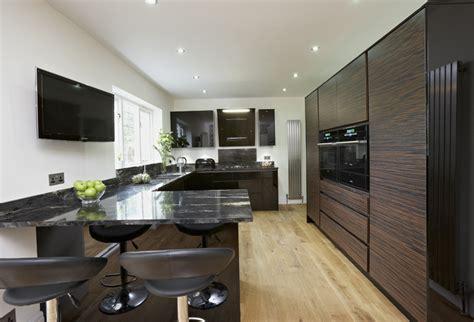 Contemporary Kitchen Designers In Sheffield