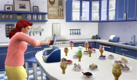 meubles de cuisine en kit les nouveautés du kit les sims 4 en cuisine the daily sims