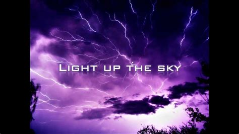 light up the sky light up the sky thousand foot krutch lyrics