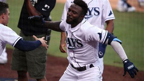 Rays Rookie Randy Arozarena Makes MLB History In ALCS Game ...