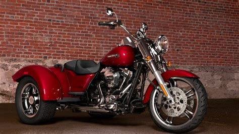 2016 Harley-davidson Tri Glide Freewheeler